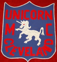 Unicorn Motorcycle Club Levi Leather Gay Social